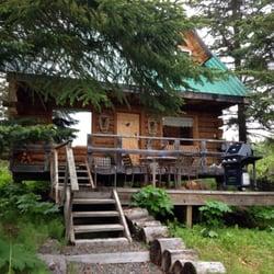 Photo Of Moose Creek Cabins   Homer, AK, United States. The Log Cabin