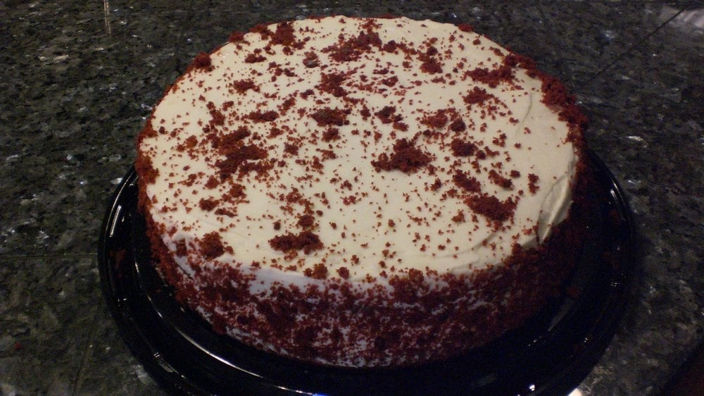 Costco Red Velvet Cake Uk