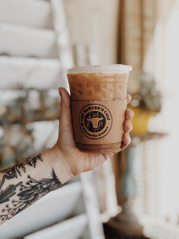 Wander'n Calf Espresso Bar and Bakery: 817 Front St, Comfort, TX