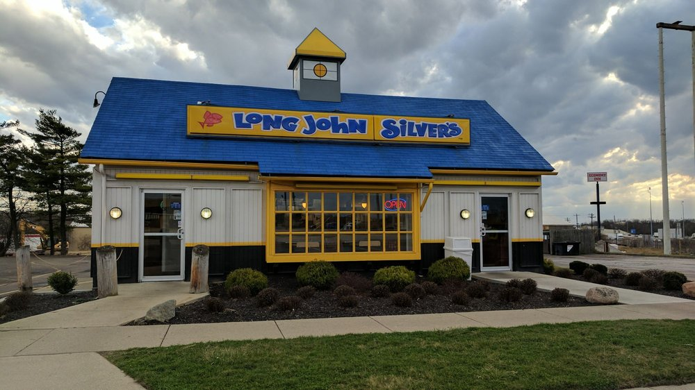 Long John Silver's: 7419 Tylersville Rd, West Chester, OH