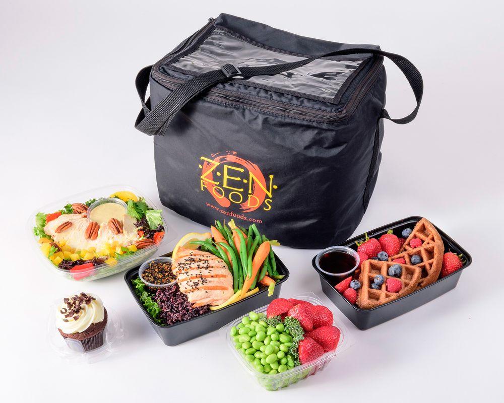Zen Foods Sun Valley Ca
