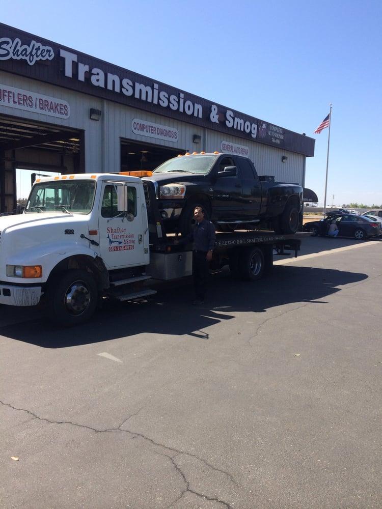 Shafter Transmission & Smog: 877 E Lerdo Hwy, Shafter, CA