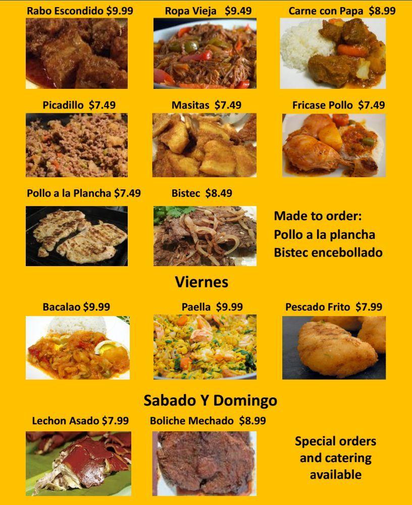 El Nuevo Mundo Market & Cafe: 4380 Gage Ave, Bell, CA