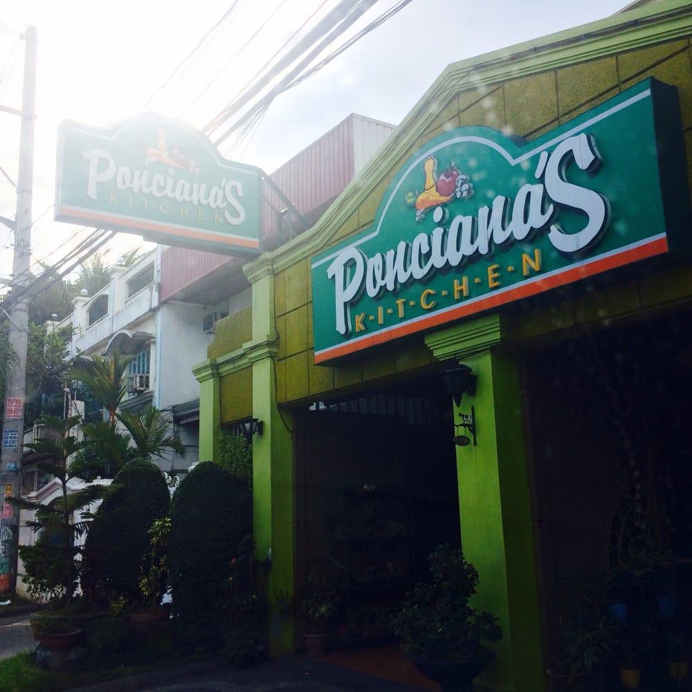 Ponciana S Kitchen