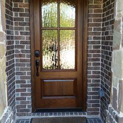 Photo of DFW Door Repair - Irving TX United States. Custom front door & DFW Door Repair - Door Sales/Installation - 715 N Main St Irving ... pezcame.com