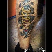 Inklife Tattoos Body Piercing Art Gallery Cerrado 482