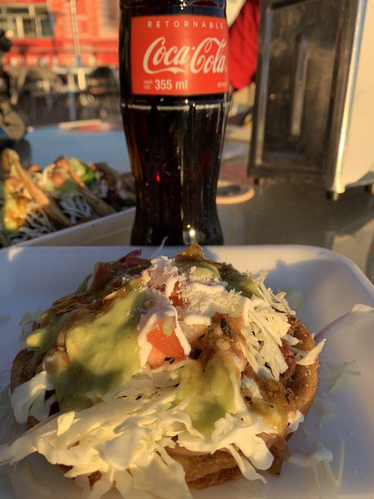 Tacos El Jarocho: 2375 S Pacific Ave, Yuma, AZ