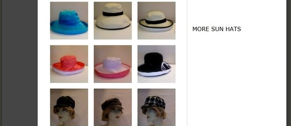 64740e7bec955 Photo of Hats Galore - North Myrtle Beach