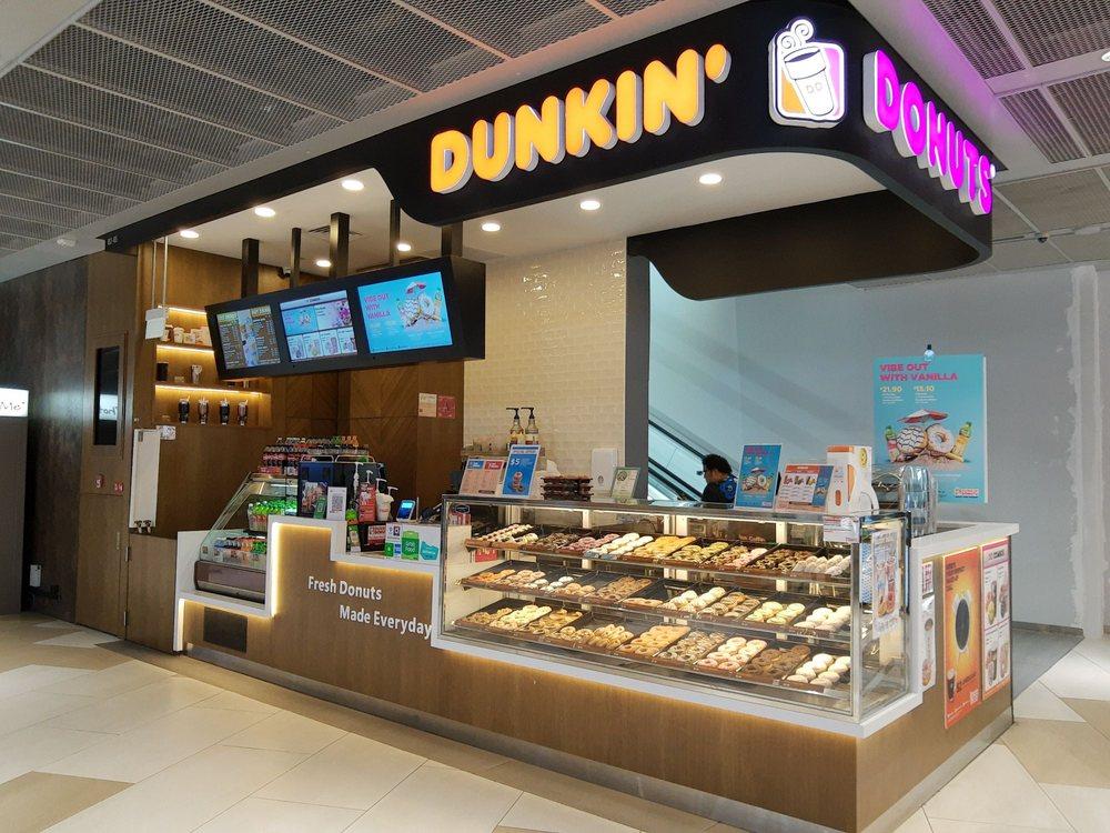 Dunkin' Donuts Singapore