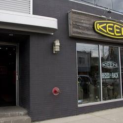 Keen Shoe Store Kingston Road Toronto