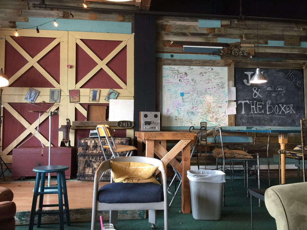 Photos For The Living Room Coffee House