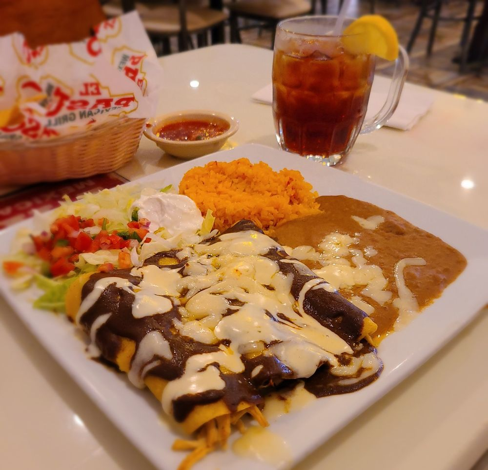 El Paso Mexican Grill: 929 Hwy 98 W, Columbia, MS