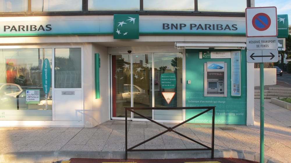 bnp paribas cr dit banques 1 avenue marc moschetti saint laurent du var alpes maritimes. Black Bedroom Furniture Sets. Home Design Ideas