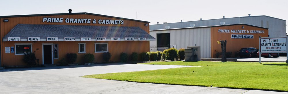 Prime Granite & Cabinets: 250 Commerce Ave, Atwater, CA