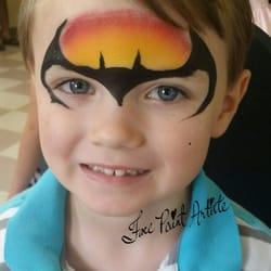 Face Paint Artiste Yüz Boyama Tyrone Saint Petersburg Fl Abd