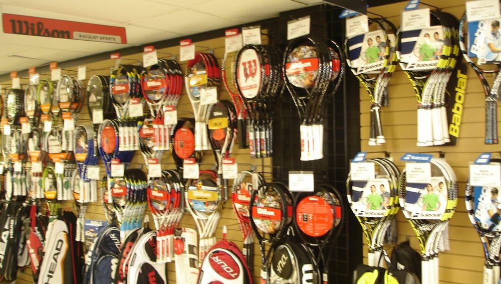 Second Serve Tennis Center