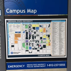 indiana state university colleges universities 200 n 7th st