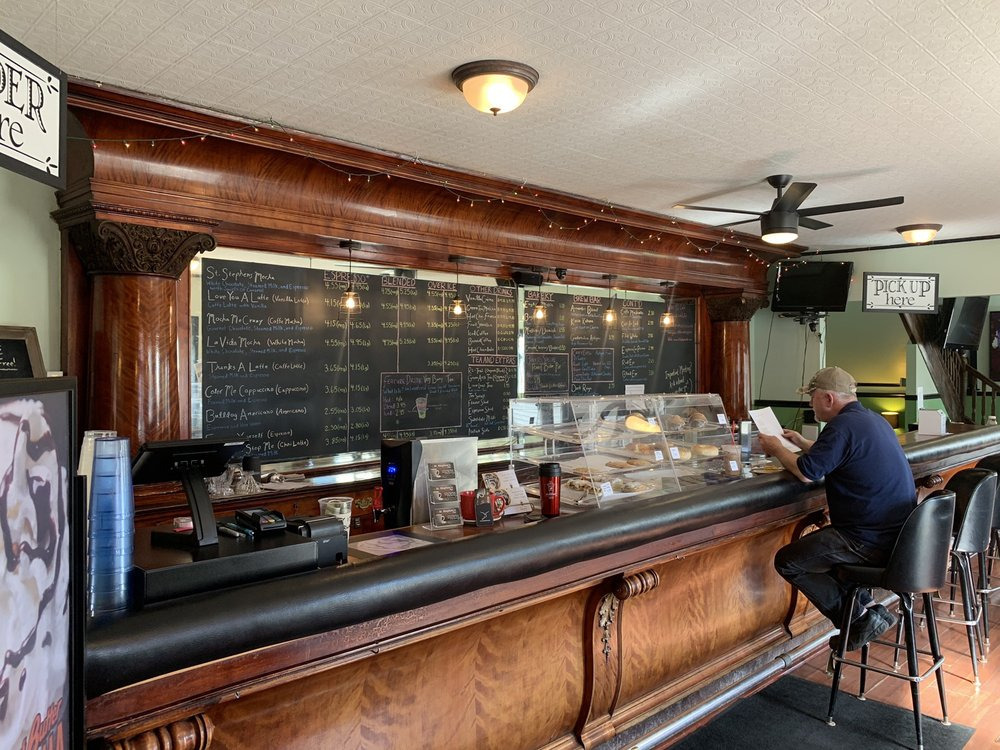 St. Stephens Cafe: 2 West Main St, Brocton, NY