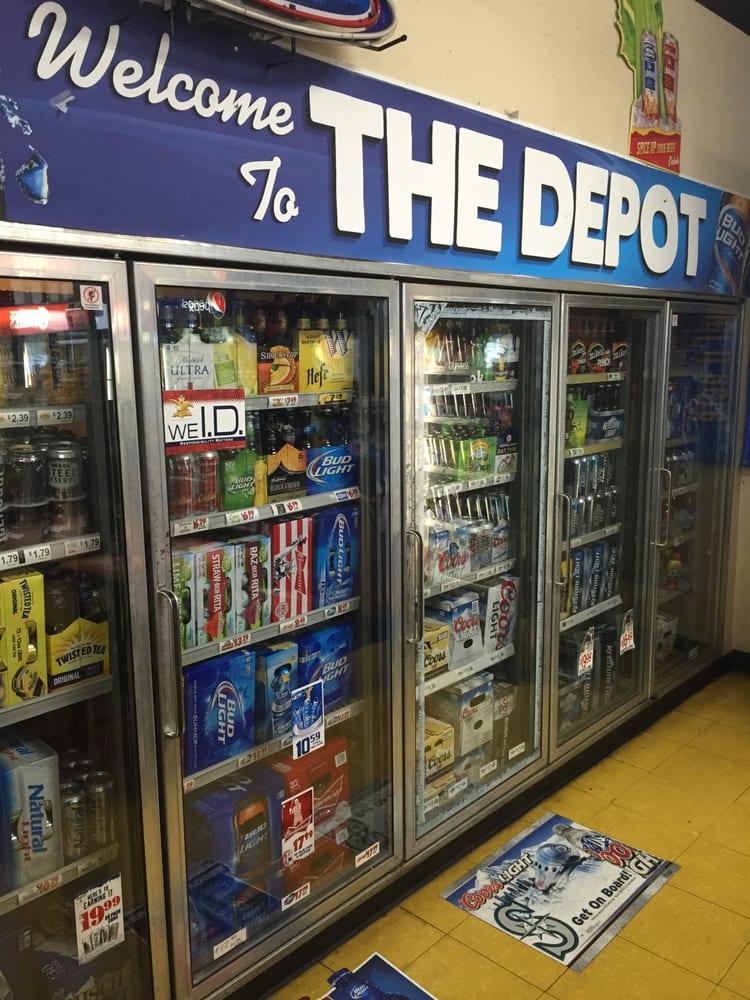 The Depot: 105 Hwy 95 N, Grangeville, ID