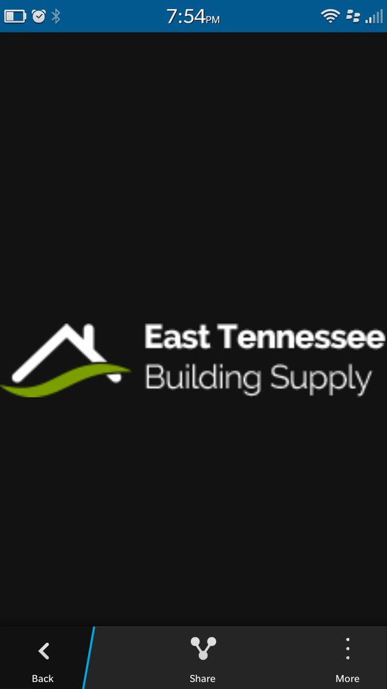 East Tennessee Building Supply: 273 Hwy 11E, Bulls Gap, TN