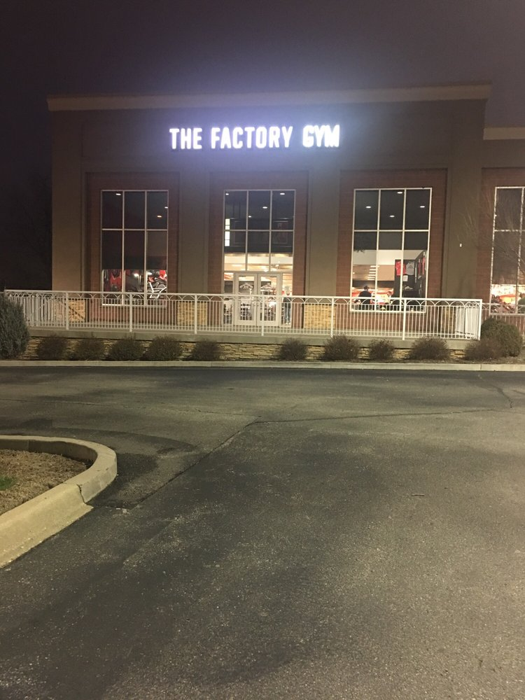 The Factory: 4709 Allmond Ave, Louisville, KY