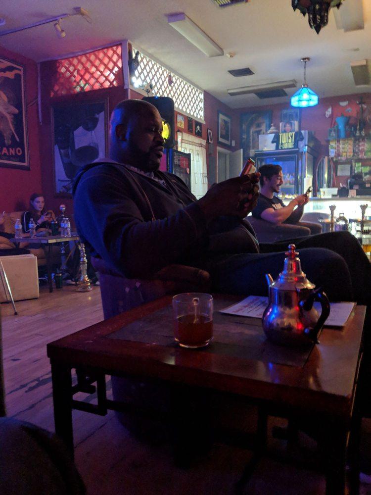 Hookah Lounge Marrakech: 3462 17th St, Sarasota, FL