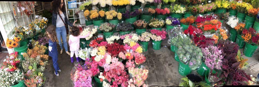 Jong Young Flower Market
