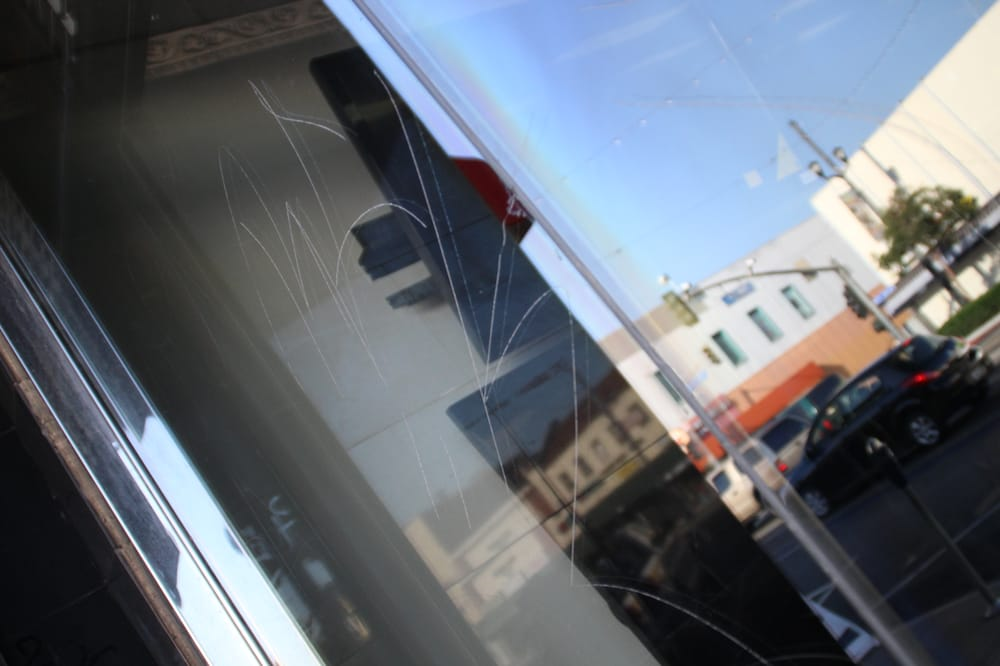S7 Glass Restoration: 2405B W Hellman Ave, Alhambra, CA