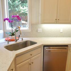 Photo Of Quality Granite U0026 Cabinets   Beaverton, OR, United States. White  Shaker