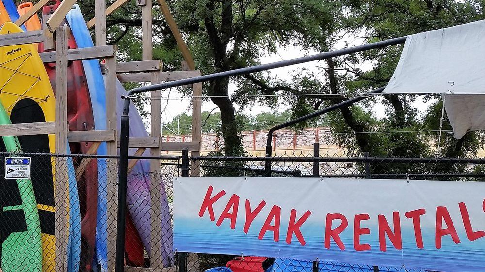 The Mobile Kayak: 3300 Brushy Creek Rd, Cedar Park, TX