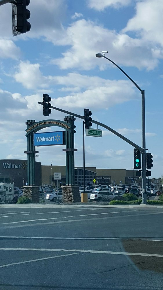 Walmart Supercenter: 3450 N Glassford Hill Rd, Prescott Valley, AZ