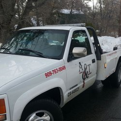 Photo of A&T Towing & Recovery - San Bernardino, CA, United States. Were