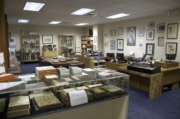 Bromer Booksellers: 607 Boylston St, Boston, MA