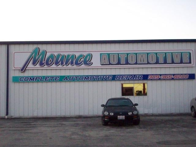 Mounce Automotive: 302 S Spencer St, Lexington, IL