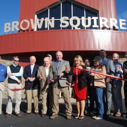 Photo Of Brown Squirrel Furniture   Knoxville, TN, United States. Grand  Opening Ribbon