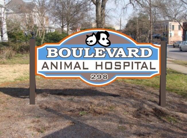 Boulevard Animal Hospital: 298 Prince Ave, Athens, GA