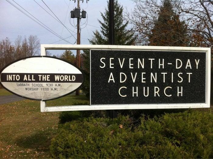 Seventh Day Adventist Church: 57825 65 1/2 St, Hartford, MI
