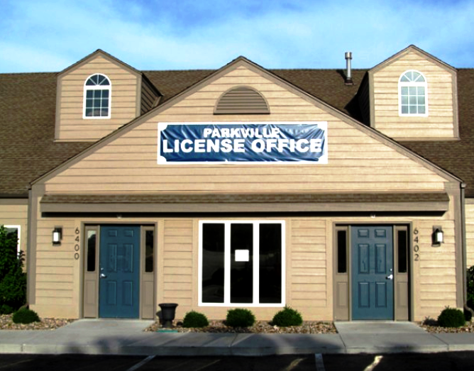 Parkville License Office: 6400 N Cosby Ave, Kansas City, MO
