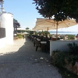 Le Terrazze Sul Lago - Seafood - Via Madrid 2, Possesso, Roma, Italy ...