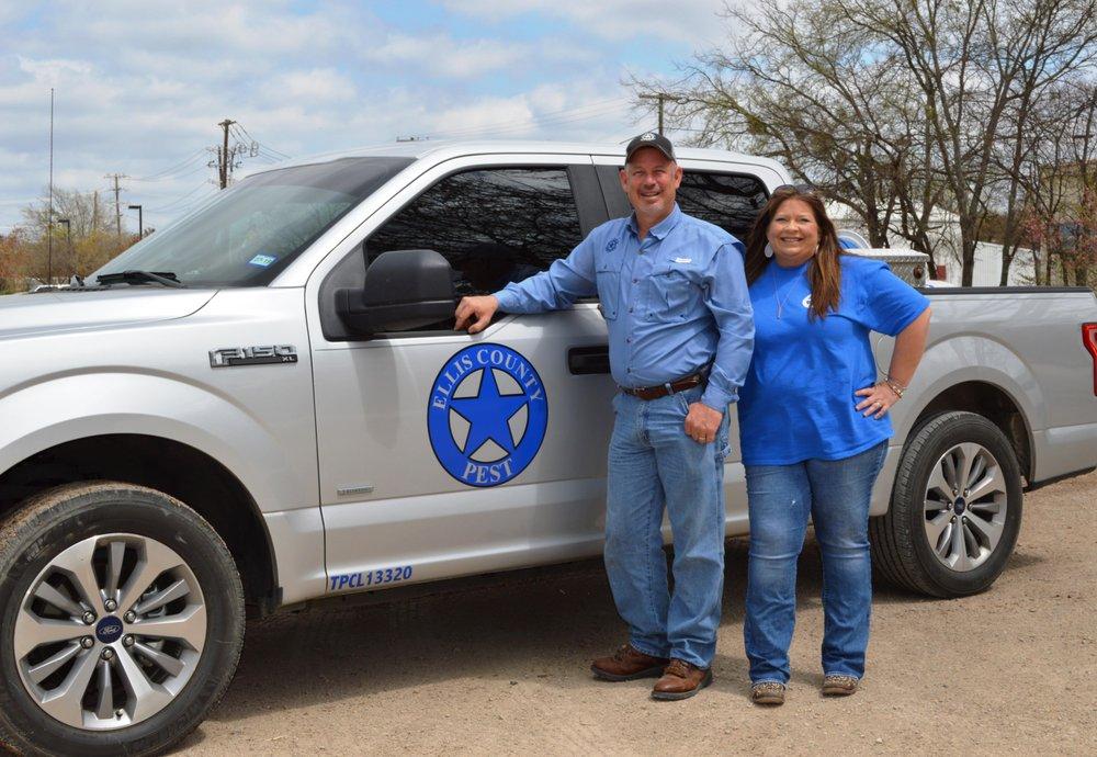 Ellis County Pest Services: Red Oak, TX