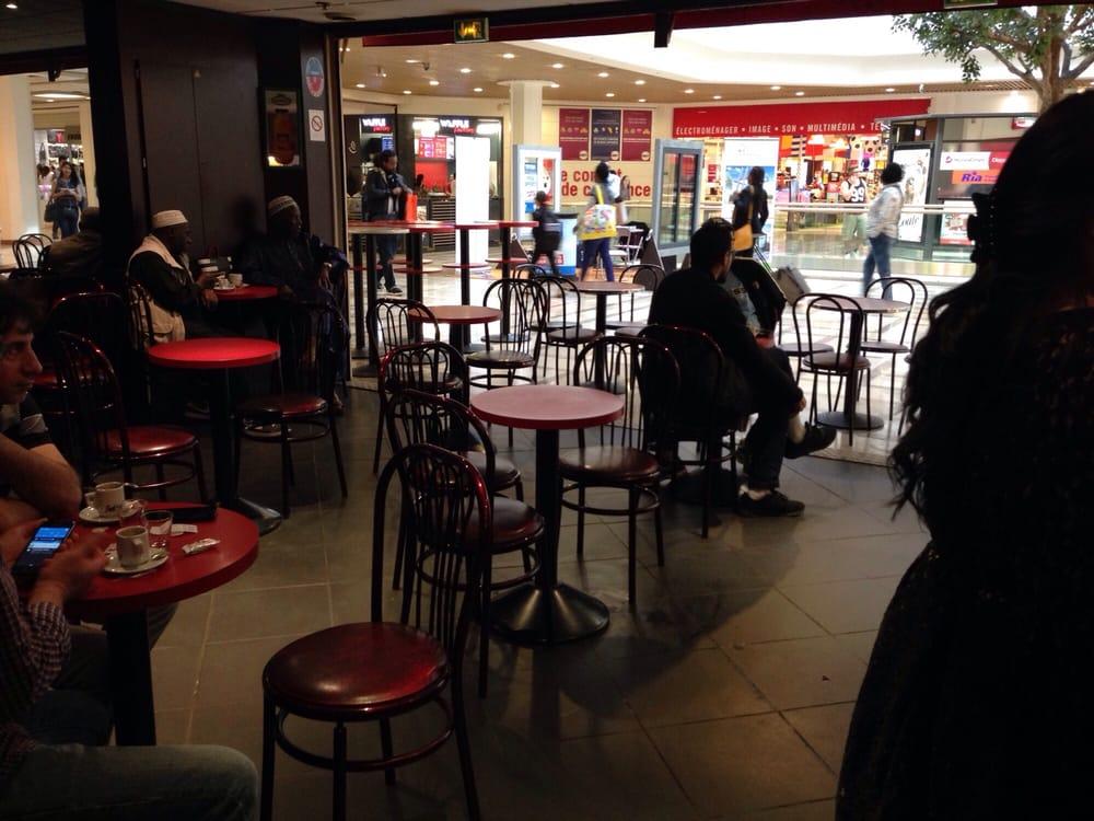 Salon de caff italien caf c c des arcades noisy le for Salon de coiffure noisy le grand