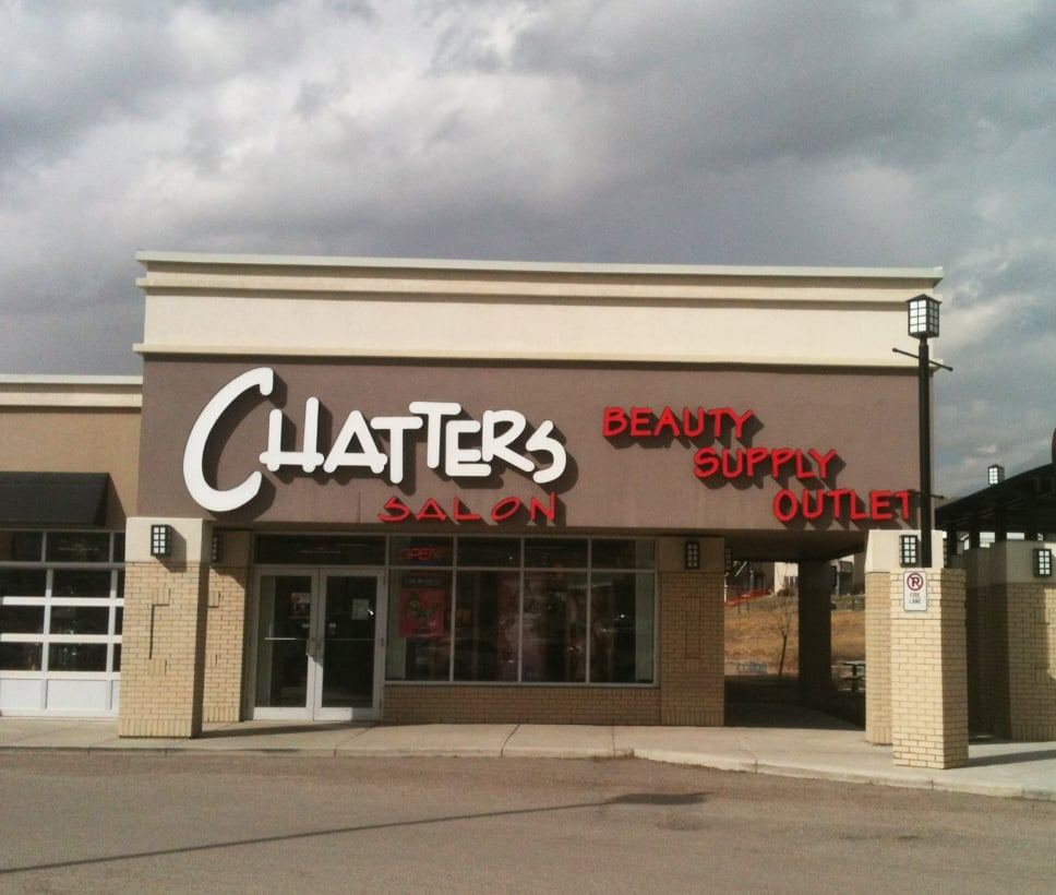 Photos For Chatters Salon Yelp