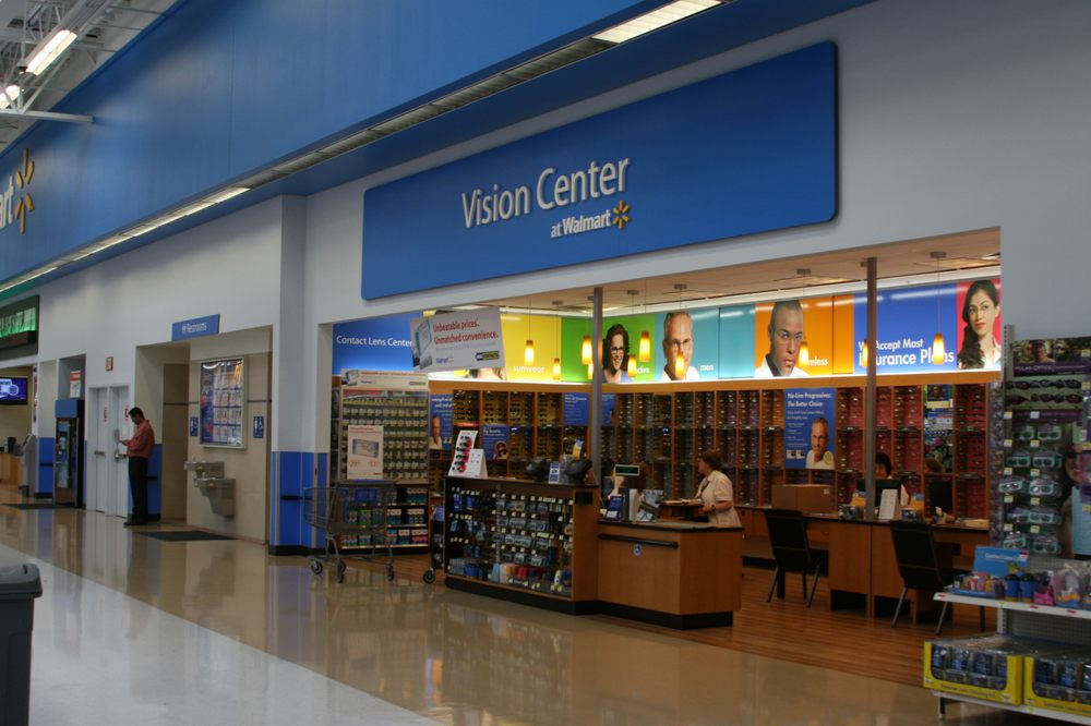 Walmart Vision & Glasses: 3439 William St, Cape Girardeau, MO
