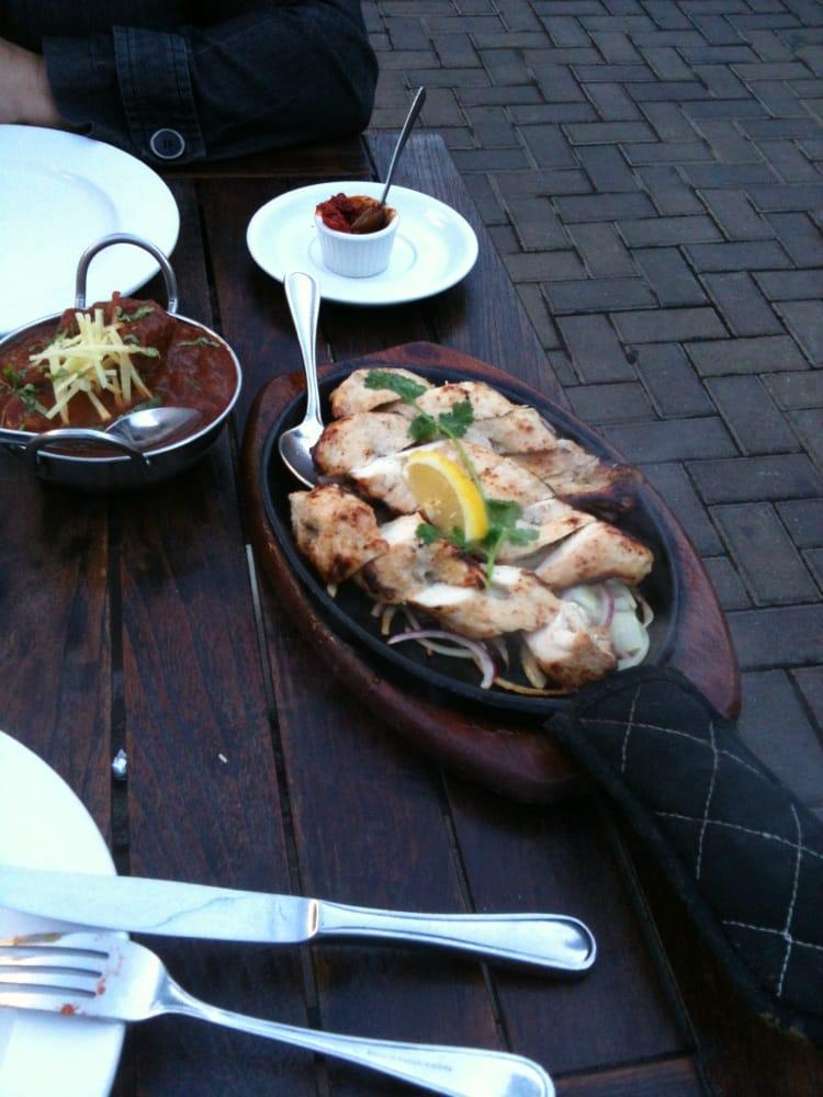 Tandoori chicken tikka and lamb rogan josh yelp for Anokha cuisine of india novato
