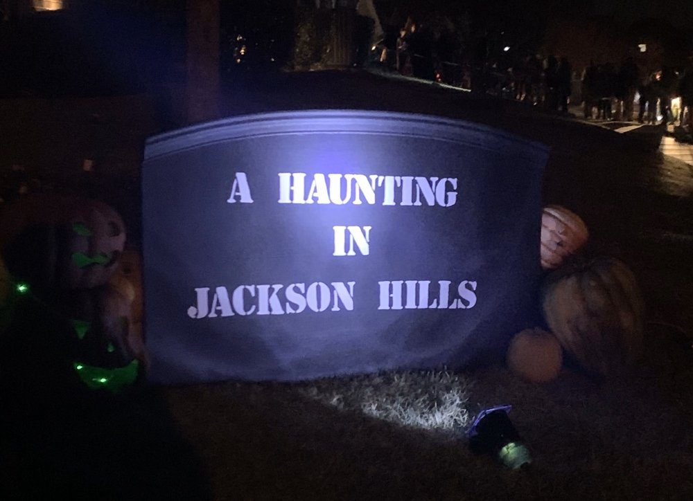 A Haunting In Jackson Hills
