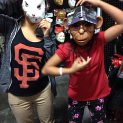 Great Photo Of Spirit Store   San Jose, CA, United States. Masks