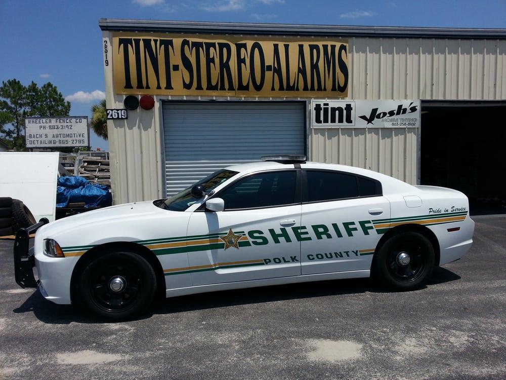 Josh's Mobile Tinting: 2619 Industrial Park Dr, Lakeland, FL