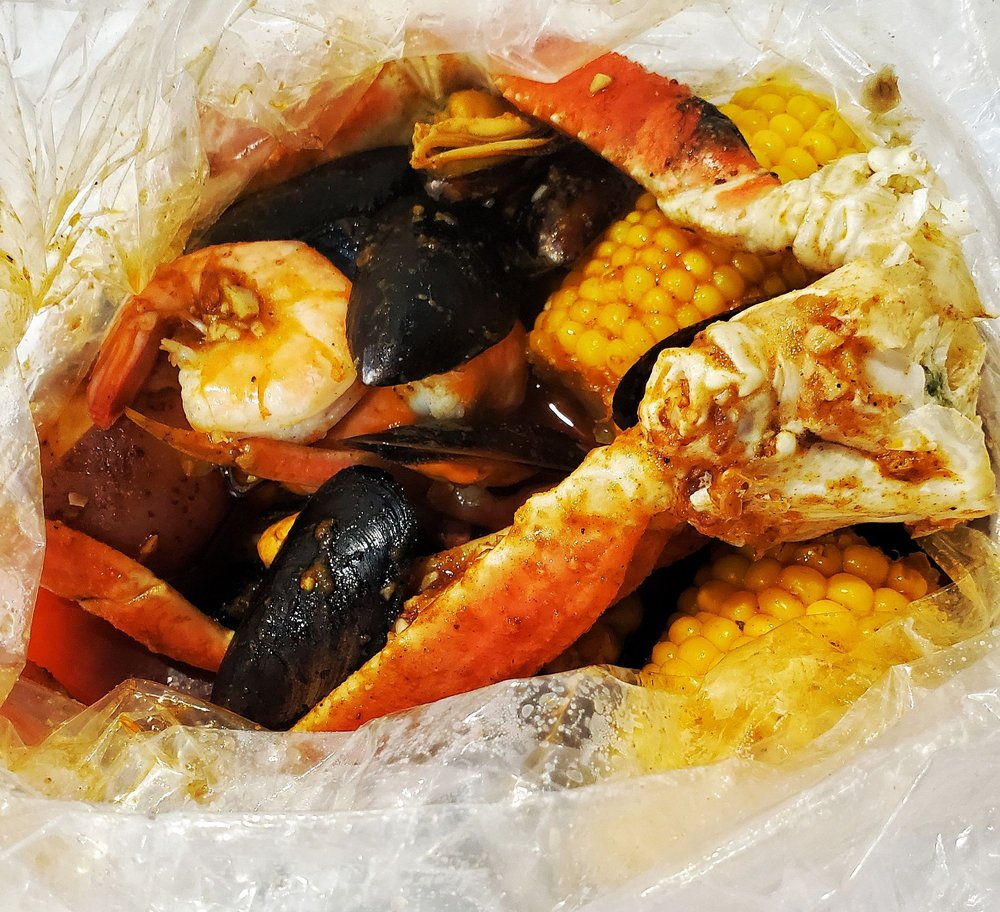 Food from Crab Sea