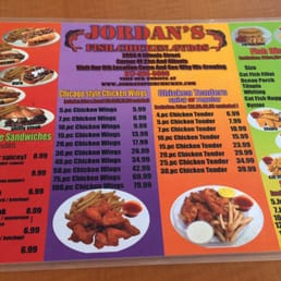 Photos for jordan 39 s fish chicken gyros yelp for Jordan s fish and chicken menu