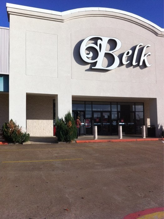 Belk Department Store: 1122 N University Dr, Nacogdoches, TX